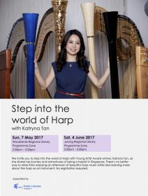 Discover the world of the harp!
