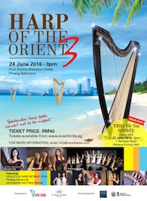 Harp of the Orient 3, Penang