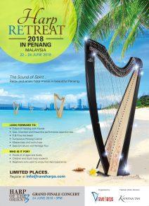 Harp Retreat 2018